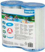 Intex Filter Cartridge Type A Duopak - 2 stuks