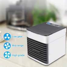 2019 New USB Mini Fan Arctic Air Ultra Compact Portable Evaporative air Cooler Cooler Fan Cool Air spray fan Dropshipping