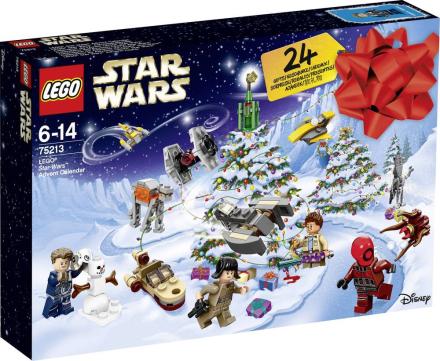 Julekalender LEGO StarWars Star Wars 6 - 14 år - CDON.COM