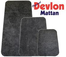 Devlon Devlonmatta 75X50 cm Grå