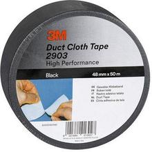 3M Insulation Tape 48 mm x 50 m Black