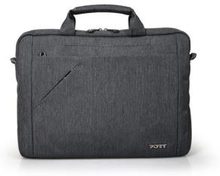 "PORT Designs 13-14"""" Sydney Laptop Case Grey /135078"