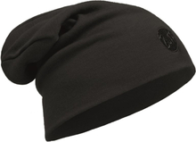 Buff Heavyweight Merino Wool Hat Loose Unisex luer Sort OneSize