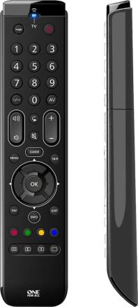 En For alle essensen Universal fjernbetjening til TV (URC7110)