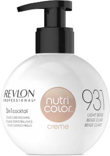 Revlon Nutri Color Creme 931 Light Beige 270 ml