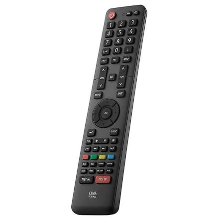 En for alle Hisense TV udskiftning fjernbetjening fungerer sammen m...