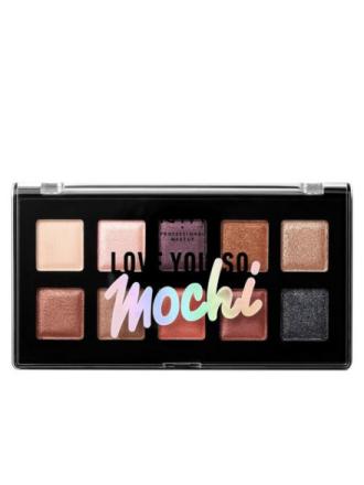 Øyenskygger - 02 NYX Professional Makeup Love You So Mochi Eyeshadow Palette