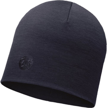 Buff Heavyweight Merino Wool Hat Regular Unisex luer Blå OneSize