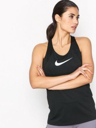 Nike NP Tank All Over Mesh Svart/Hvit