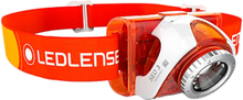 Led Lenser SEO 4 Headlight orange 2019 Löparlampor