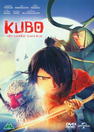 Kubo and the Two Strings/Kubo - den modige samurai - DVD
