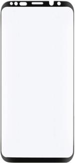 Displaybeskyttelsesglas Hama Hama Schutzgl. 3D-Full-Screen Samsung Galaxy S8+ N/A Sort 1 stk