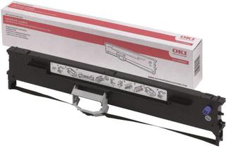 OKI Farvebånd 43503601 Original ML6300FB Passer til printere af mærket: OKI Sort 1 stk
