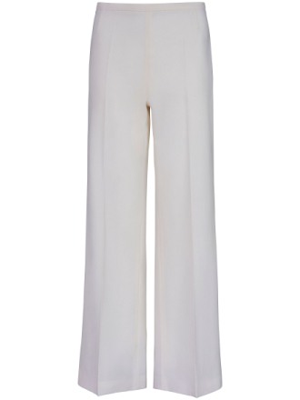 Byxa i 100% ren ny ull från Uta Raasch vit