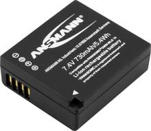 Ansmann A-Pan DMW-BLG 10 Kamerabatteri Ersättning originalbatteri DMW-BLG10E 7.4 V 730 mAh
