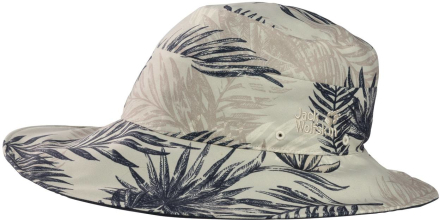 Wahia Palm Hat Women's Vaaleanharmaa S
