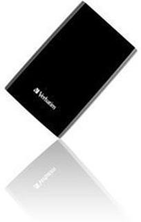 Verbatim Store n Go USB 3.0 bærbar harddisk 500GB sort