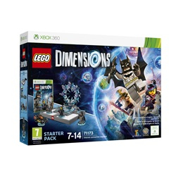 LEGO Dimensions: Starter Pack /X360 - wupti.com
