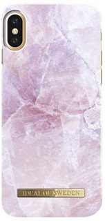 iDeal of Sweden Fashion iPhone X Cover - Pilion Pink Marble