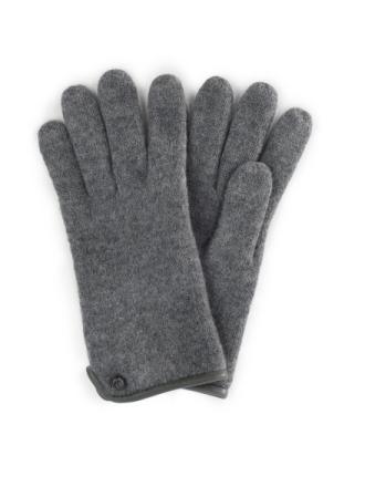 Handsker 100% ren ny uld Fra Roeckl grå - Peter Hahn