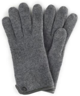 Handsker 100% ren ny uld Fra Roeckl grå