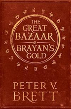 """The Great Bazaar And Brayan""""'s Gold - Stories From The Demon Cycle Series"""