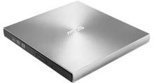 DVD±RW ASUS DVD Recorder 8xR/RW External USB2.0 USB-C Slim w/Nero BackItUp Silver ZenDrive SDRW-08U9