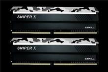 G.Skill Sniper X 16GB (2-KIT) DDR4 3600MHz CL19 Black