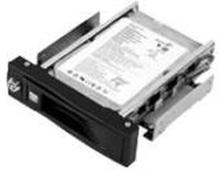 Icy Box hårddiskkassett för 1x3,5´´ SATA HDD, låsbar, 5,25´´