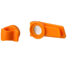 SOURCE Magnetic clip orange 2020 Ryggsäckar Tillbehör
