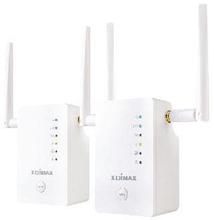 Edimax Trådlös AC1200 2.4/5 GHz (Dual Band) Wi-Fi Vit