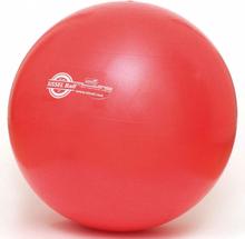 Sissel träningsboll 55 cm röd sis-160.061