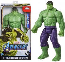 Avengers Deluxe Titan Hero Series Hulk Figure With Blast Gear Port