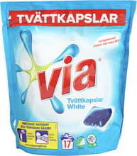 "Tvättkapslar ""White"" 17-pack - 22% rabatt"