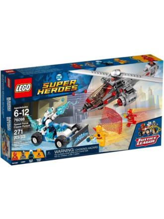 Marvel Super Heroes 76098 Lynhurtig iskold jagt - Proshop