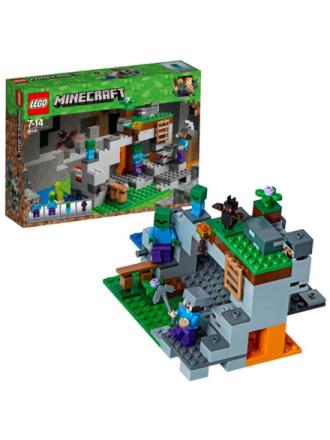 Minecraft 21141 Zombiehulen - Proshop