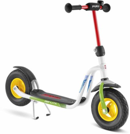 Puky R 03 L Løbehjul til børn grøn/hvid 2019 Løbehjul