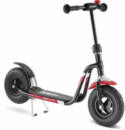 Puky R 03 L Lapset lasten skootteri , musta 2019 Lasten kulkuneuvot