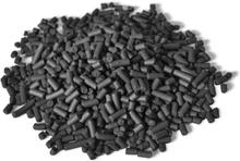 vidaXL Aktivt luktreducerande kolpellets 5 kg