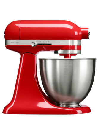 KitchenAid mini-kjøkkenmaskin 'Hot Sauce' rød KitchenAid rød