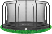 Salta trampolin med net - Excellent Inground - Ø 427 cm