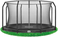 Salta trampolin med net - Excellent Inground - Ø 305 cm