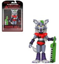 Five Nights At Freddy's Security Breach Roxanne Wolf Funko Action Figure