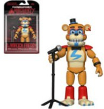 Five Nights At Freddy's Security Breach Glamrock Freddy Funko Action Figure