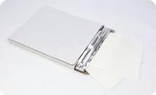 Blankt sukkerpapir A4