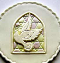 Dove of Peace / Freds Due, udstikker
