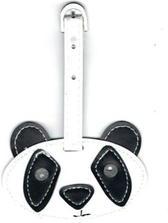 Bagagetag Panda