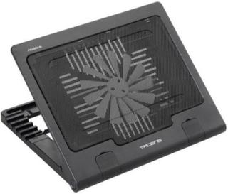 Laptopstativ med ventilator Tacens 4ABACUS 17 12 dB 2 x USB 2.0