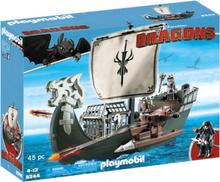 Playmobil Dragons 9244, Dragos skepp