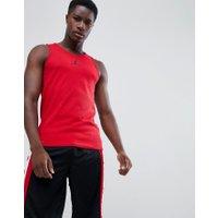Nike - Jordan - Rött linne med logga 861494-687 - Röd